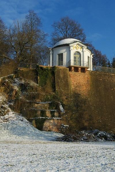 Aschaffenburg Winter 2009 by rhein75
