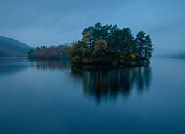 Dawn at Loch Katrine