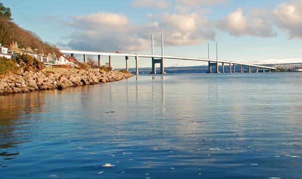 Kessock Bridge by maggie66