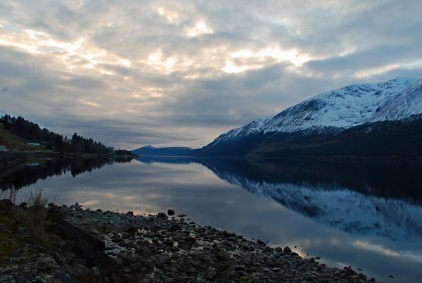 Scottish Loch by maggie66