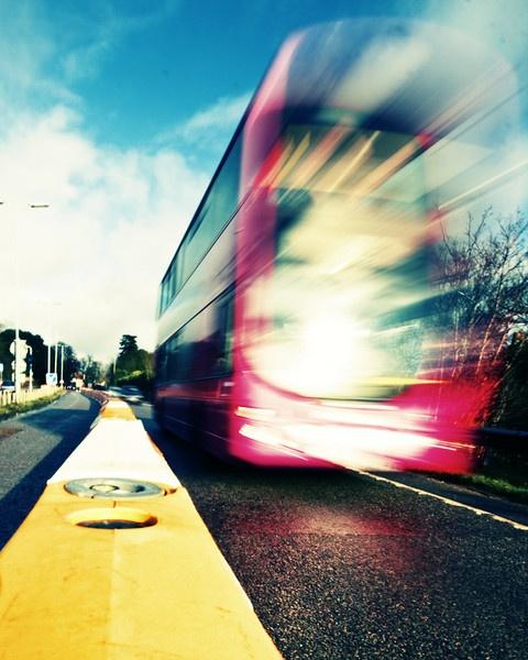 Bus by Vincent_Chapman