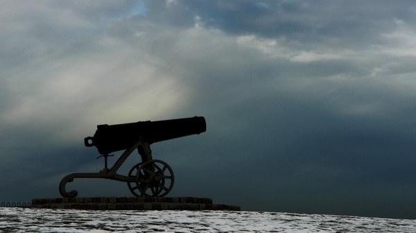 Headland Canon by sally_gorse