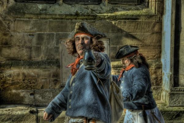 Pirates by acididko