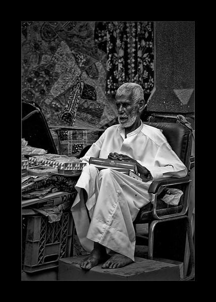 Old Man by Saigonkick