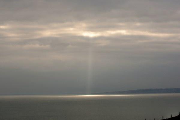 sun beam by billid