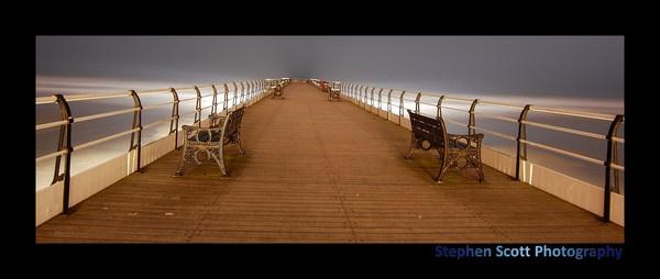 Saltburn Pier by stephenscott