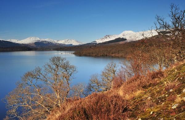 Loch Lomond 2 by RonnieAG