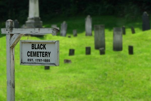 Black Cemetery by ksan218