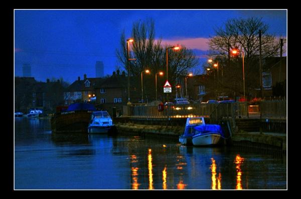 Moody River by Bluebiriyani
