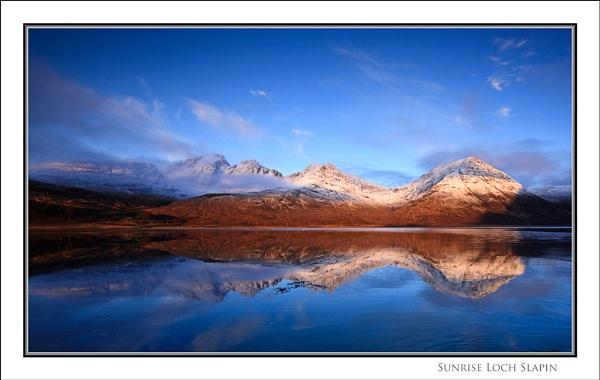 Sunrise Loch Slapin... by Scottishlandscapes