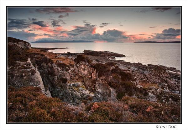 Stone Dog... by Scottishlandscapes