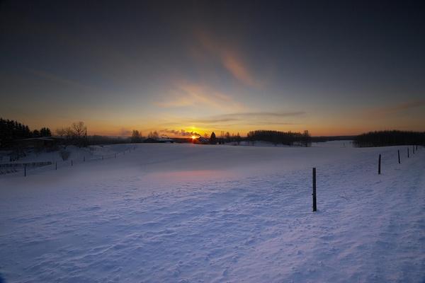 winter in finland... by Jou©o