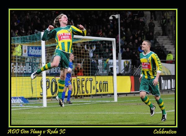 Goal celebration by ITPSnapper