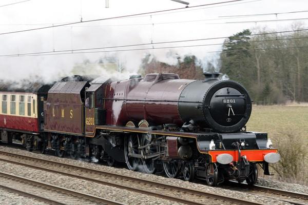 6201 LMS Princess Elizabeth by SteveBlanchard