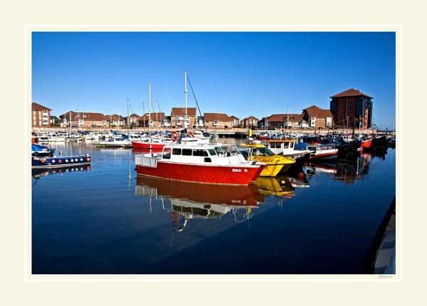 Sunderland Marina by peugeot406