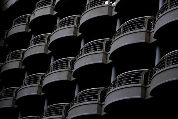 Balconies by idz612