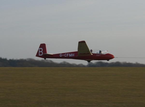 Airborne! by Actuarius