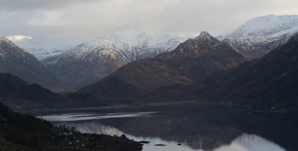 Loch Duich by EDan