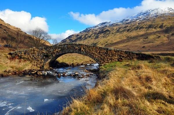 Butter Bridge by billmac57