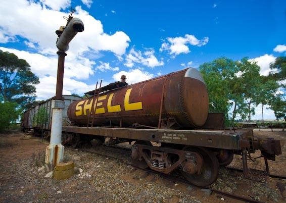 No Fuel No Water by Baronred