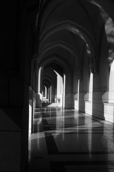 Corridor by madhujitha