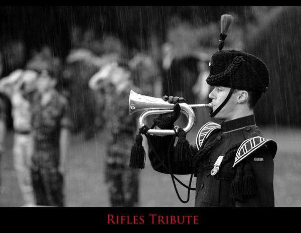 Rifles Tribute by maroondah