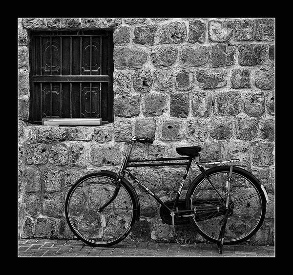 Bicycle IV by Saigonkick