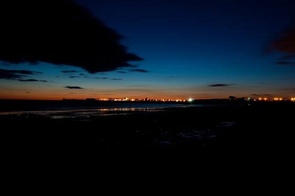 Porthcawl Night by ASM9633