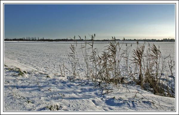 Fenland Snowscene by fentiger