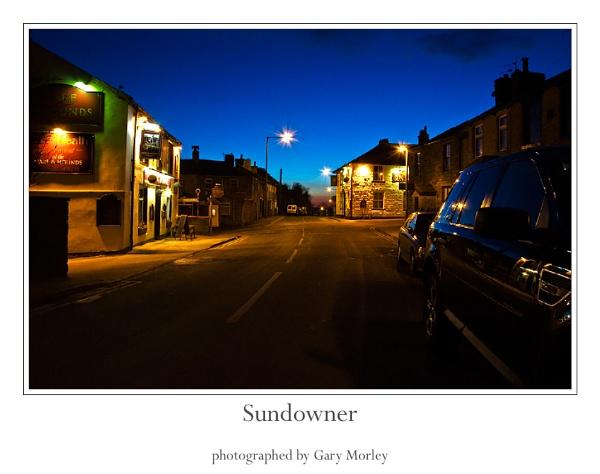 Sundowner by gmorley