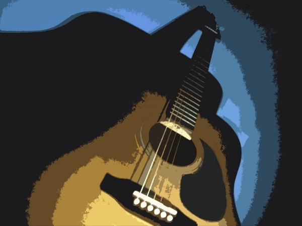 Acustic Guitar 1 by lev93