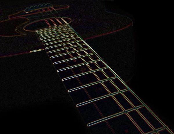 Acustic Guitar 2 by lev93