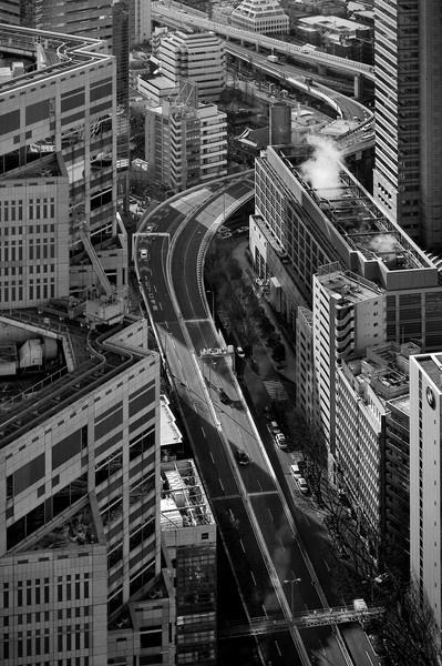 City scene by NickRH