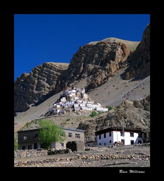 Ki Monastery by hairymonkey