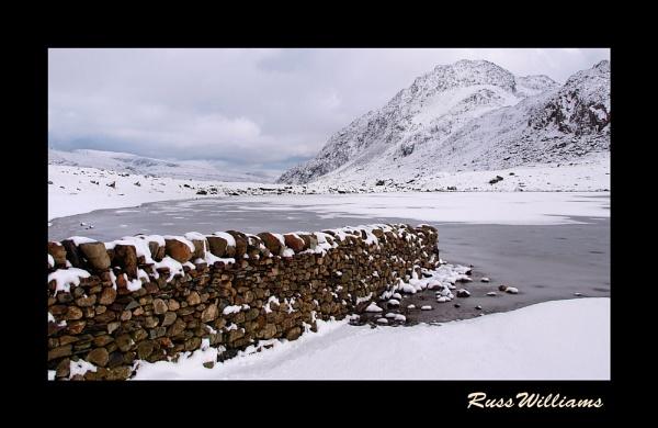 Idwal In Winter by hairymonkey