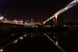 Swing & High Level Bridge Reflections