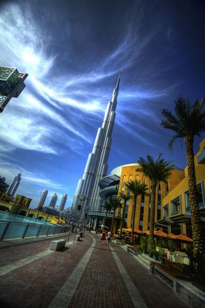 Burj Khalifa AKA by dknzmarcelo