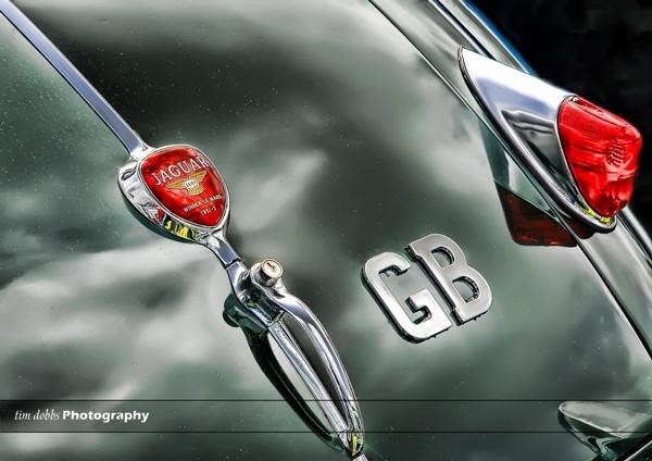 Jaguar-XK-140-HDR by kerrang