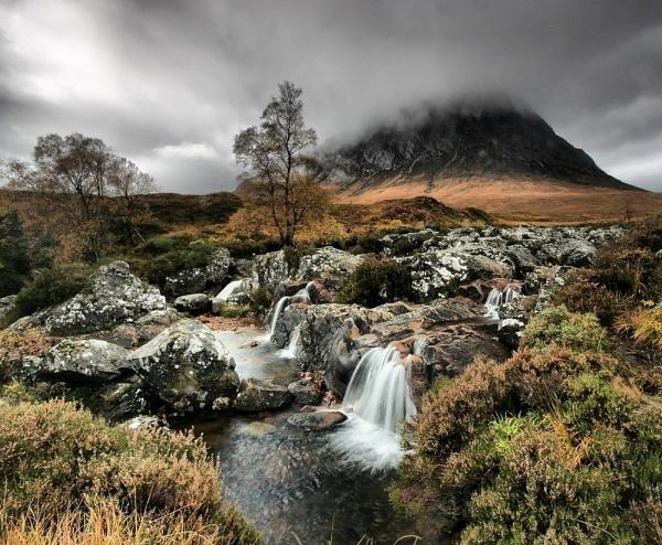 a autumn flow by davidcollins