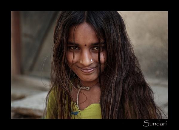 Sundari by BURNBLUE