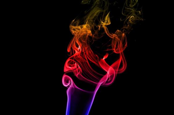 Coloured Smoke by mickp