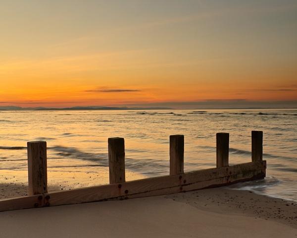 FINDHORN SUNSET by JASPERIMAGE