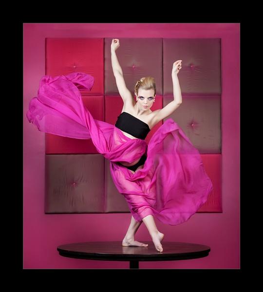 pink fantasia by Uppercut