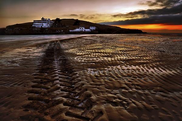 Burgh Island - Lead the way by andyfox