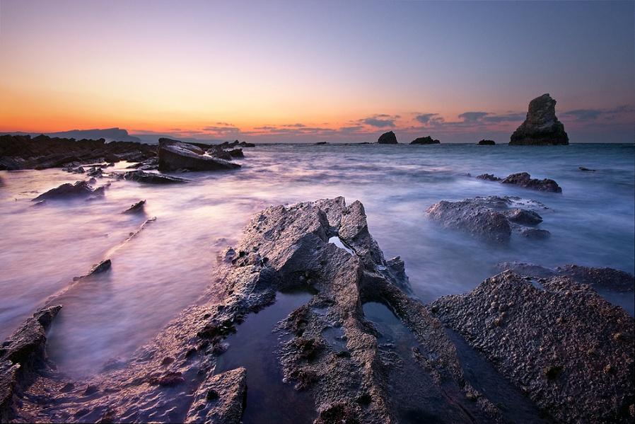Mupe Rocks Sunrise 2