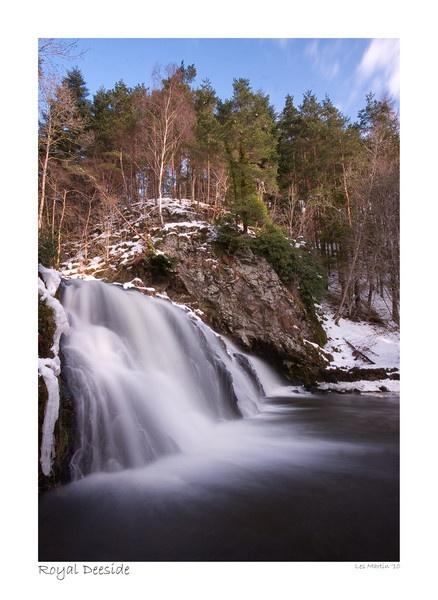 Dess Falls by martinlmr