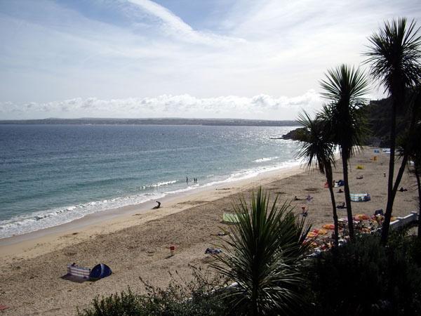 Tolcarn Beach by chocky