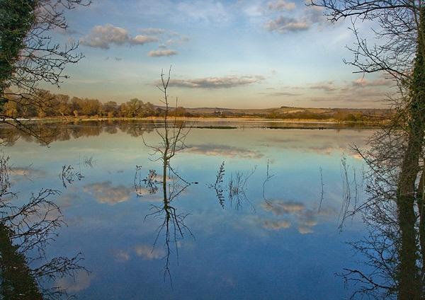 Arundel Floods by Dinney