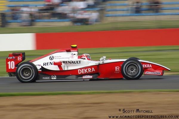 Nico Hülkenberg - GP2 by motorsportpictures