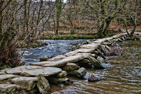 Tarr Steps by Robert51